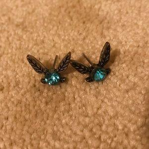 The Legend Of Zelda Navi Earrings